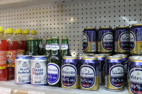 Beer in Tunisia